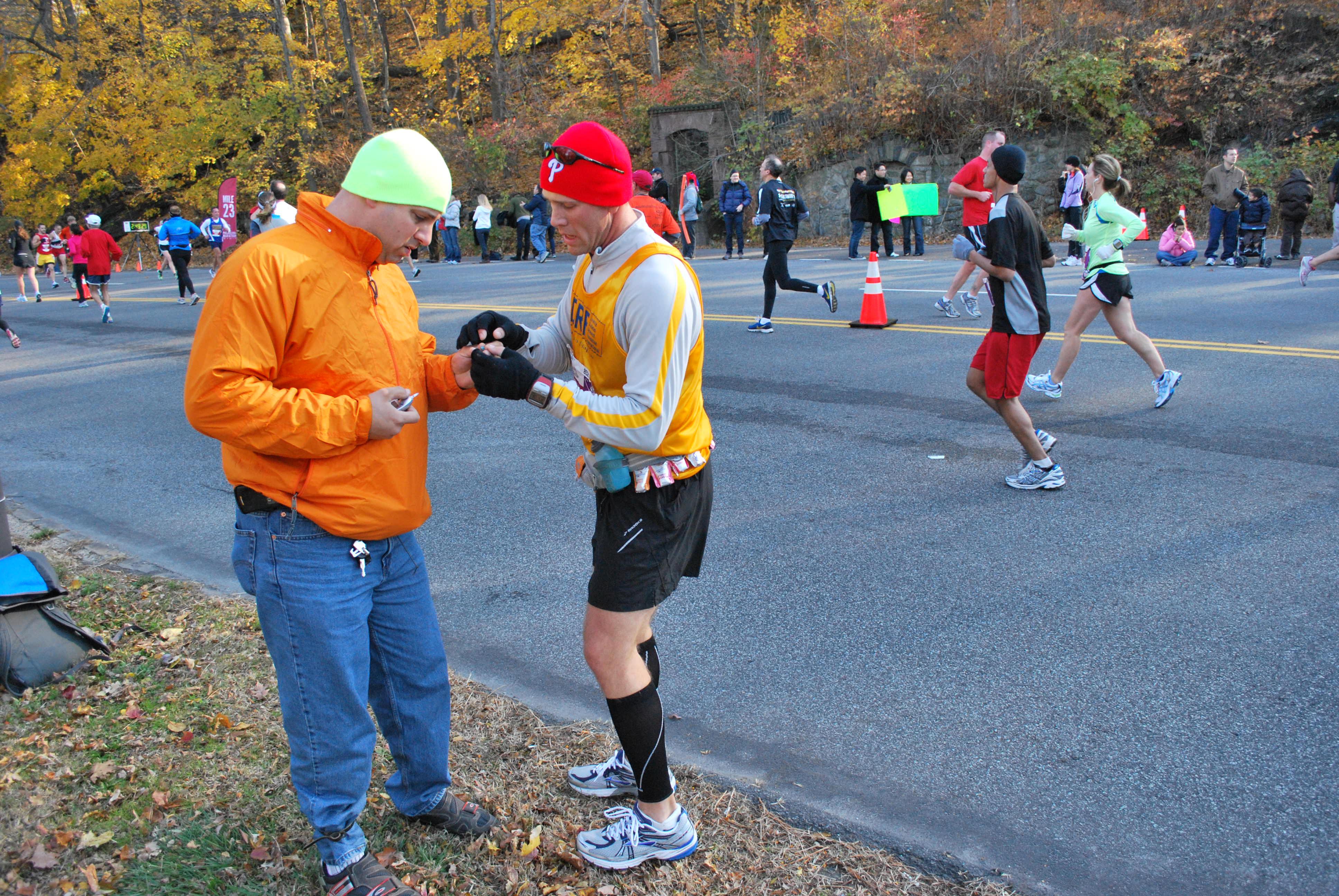 2010 Philadelphia Marathon
